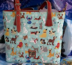 NWT Disney Dogs Dooney & Bourke Handbag Tote Purse - Ready To Ship SOLD OUT