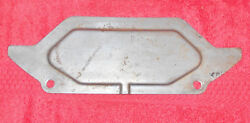 1965 1966 1967 1968 1969 1970 Ford Mustang Fairlane Orig C4 A/t Inspection Plate