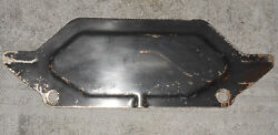 65 1966 1967 1968 1969 1970 71 Ford Mustang Falcon Orig C4 A/t Inspection Plate