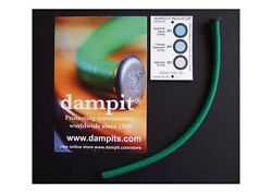 Dampit viola humidifier stops instrument damage in extreme climate conditions