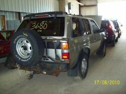 Rear Axle 4WD SE Non-locking Automatic Fits 92-95 PATHFINDER 428235