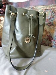 Vintage Hand Made in France Bucket Bag by Francois Marot
