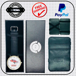 Muscle Car Boys Watch And Wallet Suit Ford Xy Gt Ho Falcon Owners Gt Gs