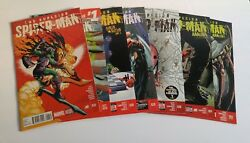 Superior Spider-man 2013 Marvel Now 26 - 30, Annuals 1 And 2 Vf/nm Lot Of 7