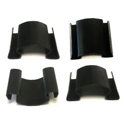 1965 66 67 68 Ford Mustang New Heater Box Clip Seal Clamp Set 4 Pieces Dynacorn