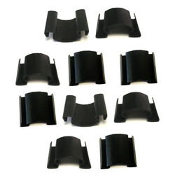 1965 66 67 68 Ford Mustang New Heater Box Clip Seal Clamp Set 10 Pieces Dynacorn