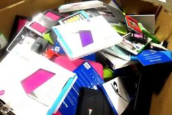 Lot of Tablet 900 Mixed iPhone Pelican Samsung Kate Spade Starwars Apple Case