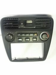 NEW! 2000-02 Honda Accord AC. Heat Climate Control assembly wClock