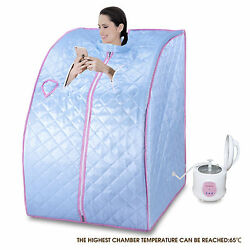Dakavia Body Slimming 2L Home Steam Sauna Spa Loss Weight Detox Indoor Therapy