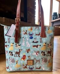 NWT Disney Dooney & Bourke Sold Out Disney Dog Tote