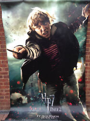 Cinema Poster Harry Potter The Deathly Hallows Part 2 2011 Ron