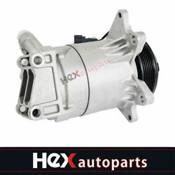 A/c Compressor With Clutch For Nissan Murano 2003-2007,quest 2004-2009 V6 3.5l