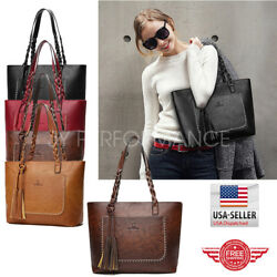 Women Tote Bag for Women Leather Bags Handbag Shoulder Hobo Purse Messenger 87
