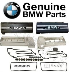For Bmw E53 X5 V8 Engine And Valve Cover Gaskets Trim Cover Seals Kit Genuine New