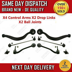 BMW X5 E53 FRONT SUSPENSION TRACK CONTROL ARMS & LINKS COMPLETE KIT *BRAND NEW*