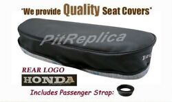 [a814] Honda Ss50 Ss50e 1967 And03967 1968 And03968 Seat Cover [hopp]