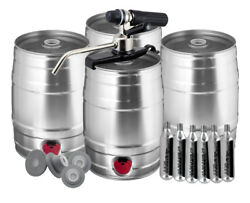 Party Star Deluxe Tap System For Beer Or Soda
