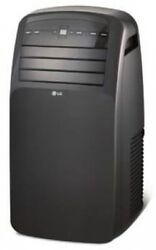 LG 12000 BTU Portable Air Conditioner With Dehumidifier Remote Window Kit