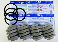 101-4 Pack Unifilter Furnace Fuel Oil Filter For 2a-700 99 Xf-1 S252 F400