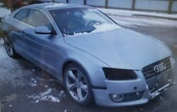 2011 audi A5  for parts  grill interior  transmission manual   suspension AWD