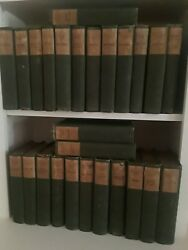 Antique Books John Ruskinand039s Works 26 Volume St. Markand039s Edition 1890-early 1900