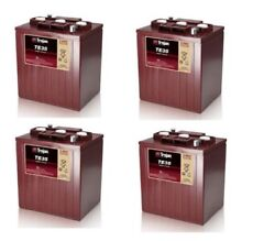 Replacement Battery For Trojan Te35-4-pack 24v