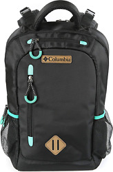Backpack Diaper Bag Black Carson Pass Storage Baby Care $53.99