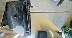2003 Evinrude 115hp 5004631 Nla Lower Unit - No Water Intake Screen New Take Off