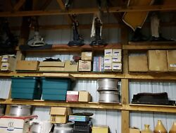 Cadillac Parts Collection Huge Vintage 1000s Of Items