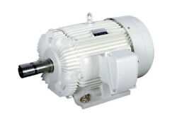 TM Oilwell Pump NEMA D Design Electric Motor 3 PH 125HP TEFC 1200 RPM 447T
