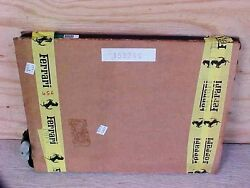 Ferrari 456 Air Conditioner Condenser_155240_AC_GT_GTA_OEM_BRAND NEW