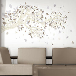 Removable Tree Mural Wall Stickers Decal DIY Room Decor Vinyl Word Art of Nature