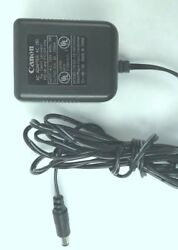CANON AC-350 Power Adapter TEAD-35-060300U for P23-DH & P11-DH Tested Working
