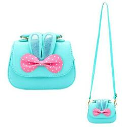 CC ONE Little Girls Crossbody Purse for Kids - Toddler PU Leather Mini Cute Hand