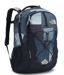 The North Face Womens Jester Backpack Daypack Outdoor Bag Urban Navy Tryboro NWT
