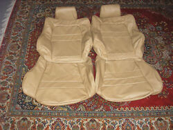 Custom Made 1991-1999 Dodge Stealth / 3000gt Replacement Leather Seat Cover