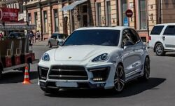 PORSCHE CAYENNE MK3 958 FULL BODY KIT  Best quality  Best Look
