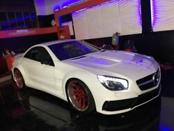Mercedes SL R230 to R231 Conversion Body kit  Best quality  Best Look