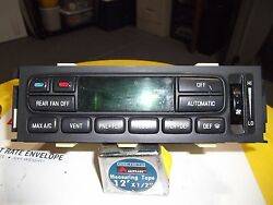 FORD MOUNTAINEER AUTO TEMP CLIMATE CONTROL SWITCH  AC HEAT TESTED WARRANTY!