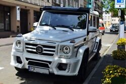 MERCEDES G CLASS W463 W462 W461 W460 BODY KIT  Best quality  Best Look