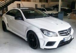 Mercedes E CLASS W207 BLACK SERIES BODY KIT  Best quality  Best Look
