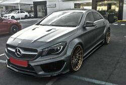 Mercedes CLA W117 BLACK SERIES BODY KIT  Best quality  Best Look