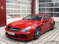 Mercedes SL R230 2001-2012 Full Body kit BLACK SERIES  Best quality