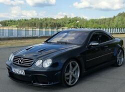 Mercedes CL W215 BLACK SERIES FULL BODY KIT  Best quality  Best Look