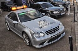 Mercedes CLK W209 BLACK SERIES FULL BODY KIT  Best quality  Best Look