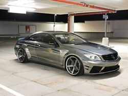 Mercedes CL W216 BLACK SERIES FULL BODY KIT  Best quality  Best Look