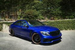 Mercedes S CLASS W222 BLACK SERIES BODY KIT  Best quality  Best Look