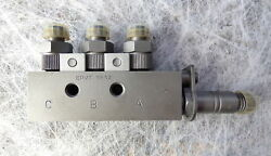 Mercedes W111 M127 injection manifold block Bosch EPVT1P1Z