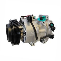 For Hyundai Tucson Kia Sportage L4 A/C Compressor and Clutch Denso 471-6025