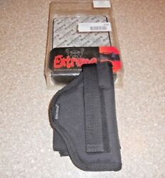 EXTREME BULLDOG CASES ANKLE HOLSTER BLACK WANK-3R RIGHT NEW
